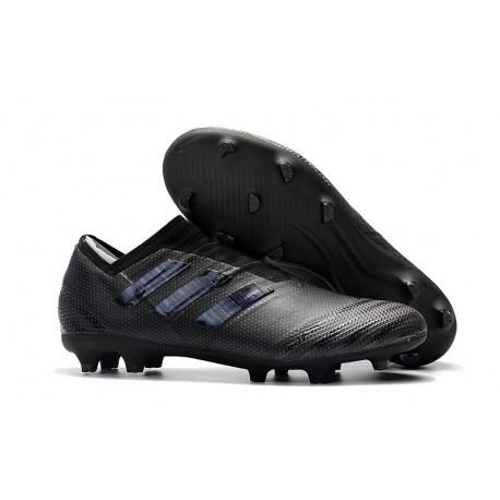 Nouvelles Chaussure adidas Nemeziz 17+ 360 Agility FG - Tout Noir