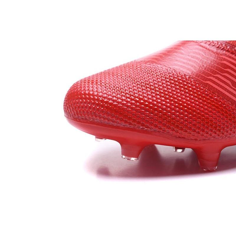 check out 85b92 73144 Nouvelles Chaussure adidas Nemeziz 17+ 360 Agility FG - Rouge Rose