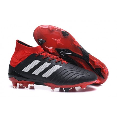crampon adidas noir et rouge