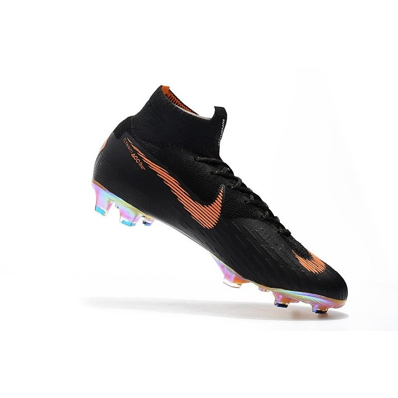 chaussures de sport ad389 5a938 Crampons de football Nike Mercurial Superfly VI 360 Elite FG ...