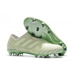 Nouvelles Chaussure adidas Nemeziz 17+ 360 Agility FG - Vert Aero