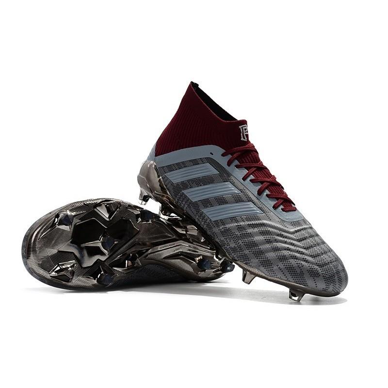 1 Adidas Foot Iron Predator Fg 18 Crampons Paul Metallic Pogba 2018 wE7zWdcqx0