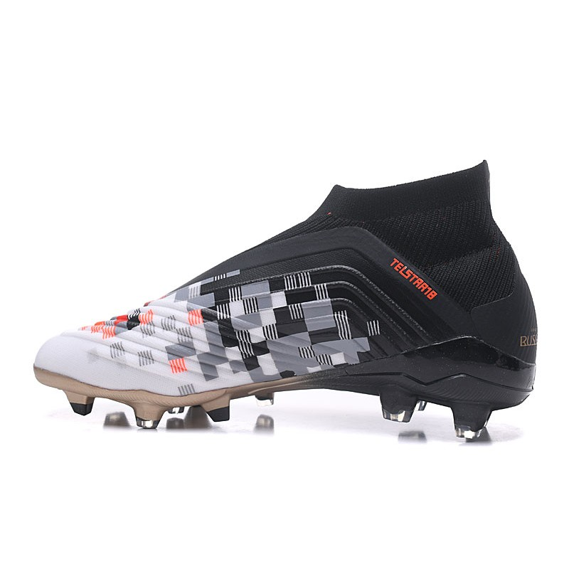 online store 1e2b9 cc924 ... Nouveau Chaussures de Foot Adidas Predator 18+ FG ...