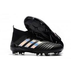 Chaussure adidas Predator 18.1 FG - Coloris Noir et Argent