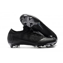 Chaussures de Football Nike Mercurial Vapor 360 XII Elite FG 2018 Noir