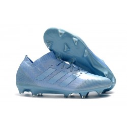 Neuf Chaussures de Football - Adidas Nemeziz Messi 18.1 FG